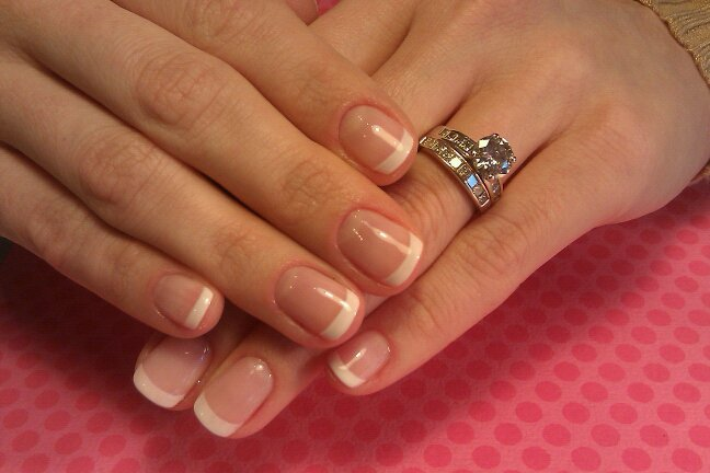 gel manicure | Nails Done Right